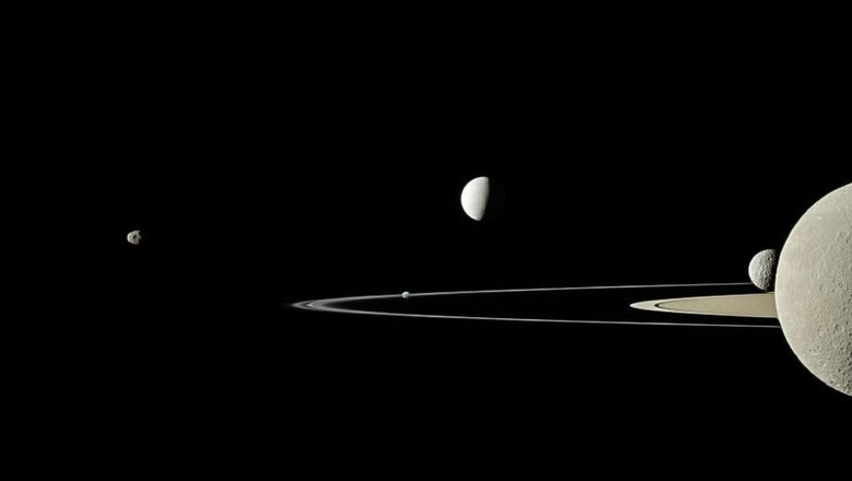 Mengenal Fenomena Oposisi yang Bikin Saturnus Terlihat Terang