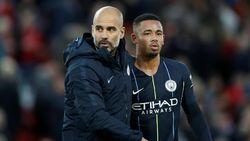 Larang Gabriel Jesus Ambil Penalti, Guardiola Minta Maaf