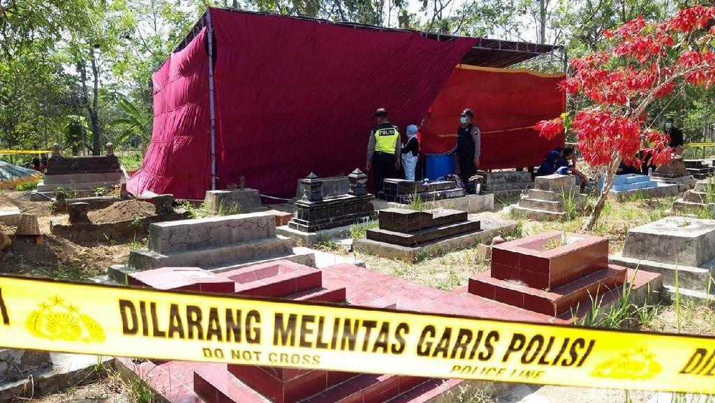 Makam Novi Dibongkar, Handoko Sempat Mengelak Aniaya Istrinya