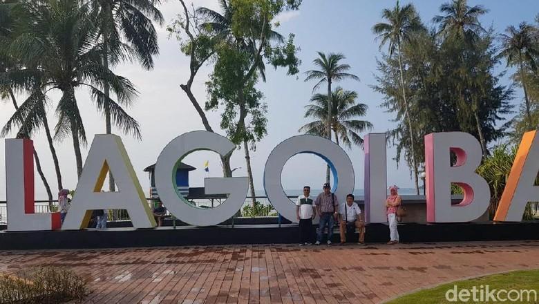 Pantai Lagoi di Bintan (Chaidir Anwar Tanjung/detikTravel)