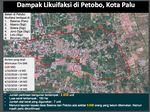 Wilayah Likuifaksi Sulteng Direkomendasikan untuk Ditimbun Tanah