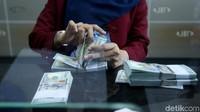 Dolar AS Melemah, Rupiah Tinggalkan Level Rp 14.000