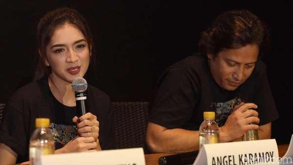 Angel Karamoy Makin Lengket dengan Jose Poernomo