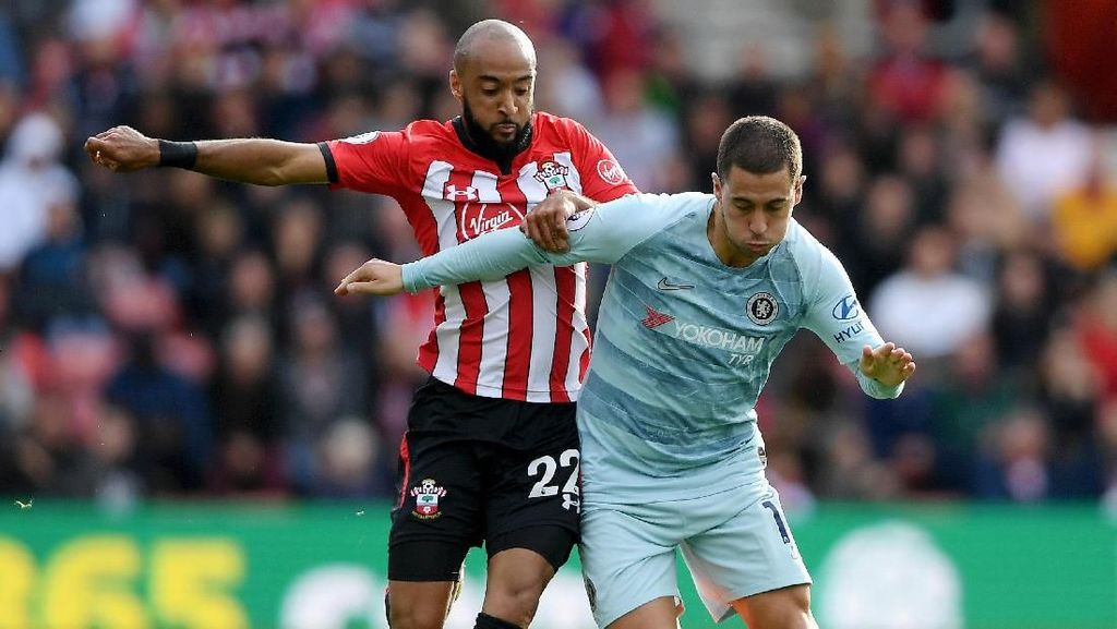 Hazard Kembali Bikin Gol, Chelsea Menang Lagi