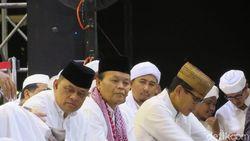 Di Tablig Akbar: Sandiaga Dipanggil Ustaz, Gatot Jenderal Umat Islam