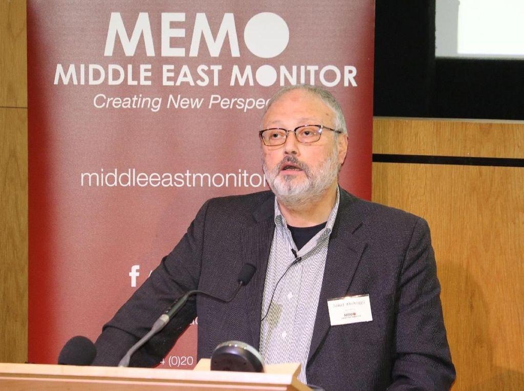 Media Turki: Tersangka Kasus Khashoggi Tewas Kecelakaan di Saudi