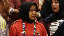 Tolak Lepas Hijab Saat Bertanding, Judoka Miftah Dipuji Wabup