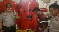 Pabrik Miras Oplosan Digerebek, Nyaru Depot Air Isi Ulang