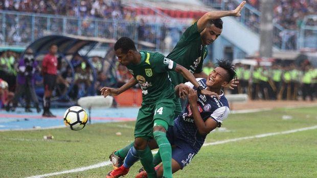 Persebaya akan menghadapi Persidago di babak 16 besar Piala Indonesia.