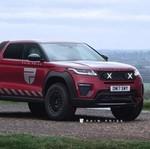 Ini Tampang Mobil Miliaran Range Rover Disulap Jadi Pikap