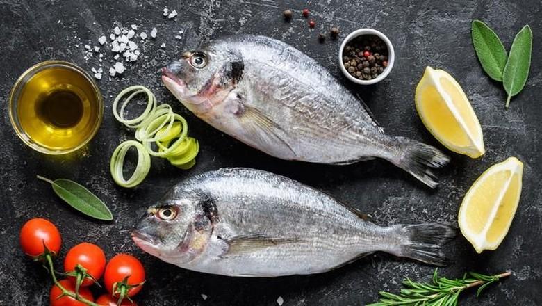 Ilustrasi ikan untuk dikonsumsi ibu hamil/ Foto: iStock