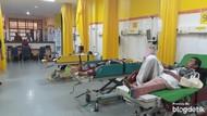 12 Korban Luka Bus Peziarah Tabrak Tebing Dirujuk ke RSUD Sayidiman