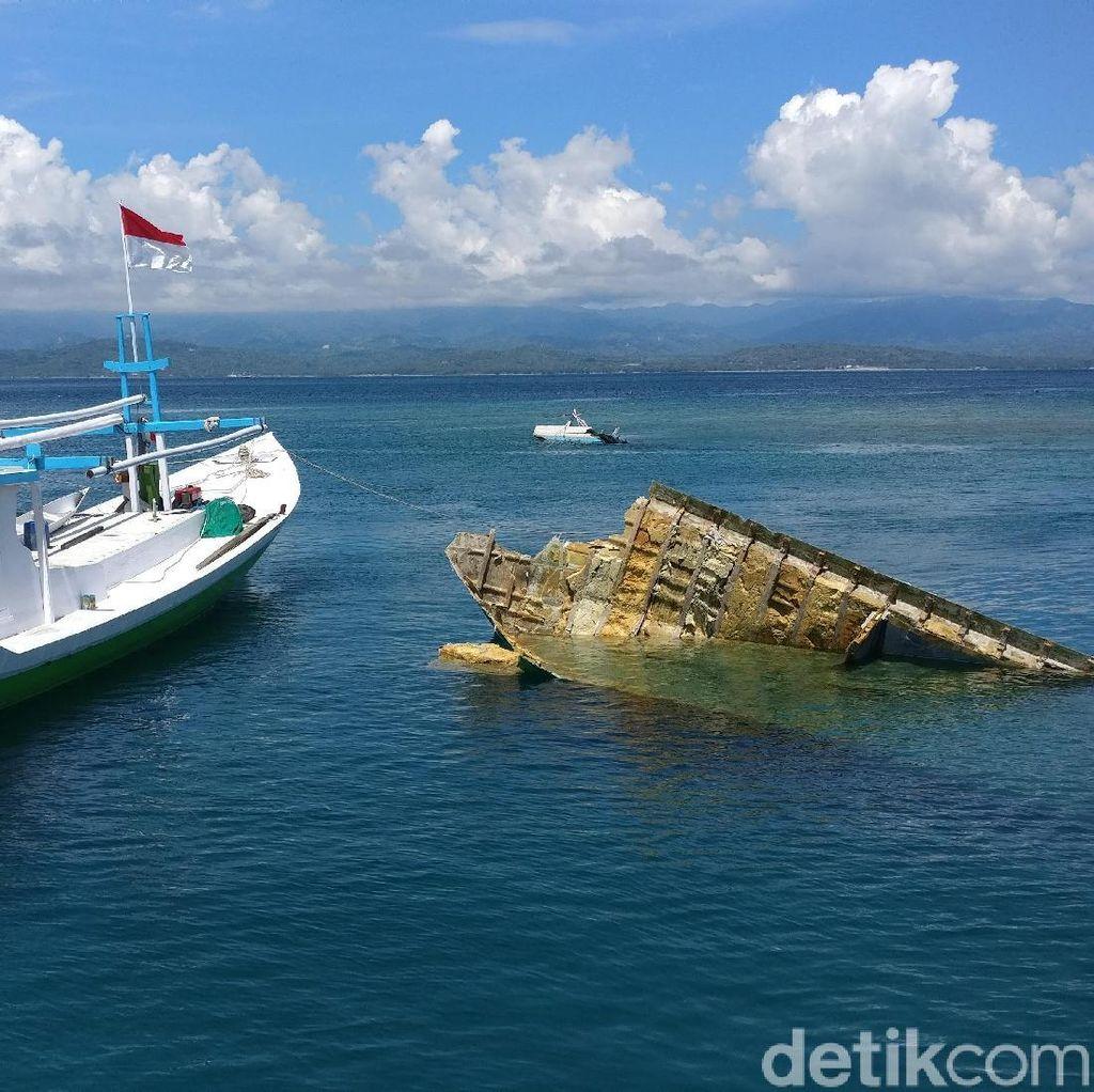 Takut Ikan Makan Korban Tsunami, Nelayan Sulteng Melaut ke Kaltim