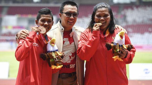 Pemberian bonus ini merupakan yang tercepat sepanjang Asian Para Games.