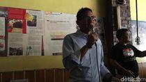 Sambil Gelap-gelapan, Sandiaga Beri Tips Berbisnis ke Milenial