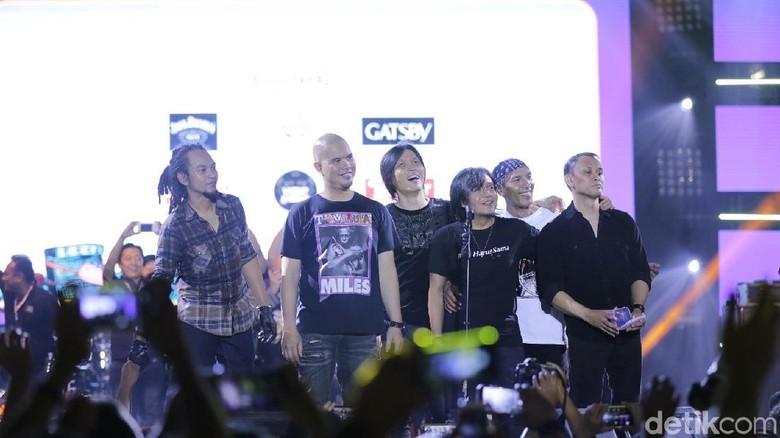 Giliran Ari Lasso Bersuara soal Konser Reuni Dewa 19 di Malaysia