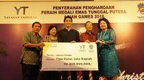 Asian Games Berlalu, Jonatan Christie Dapat Bonus dari PB Tangkas