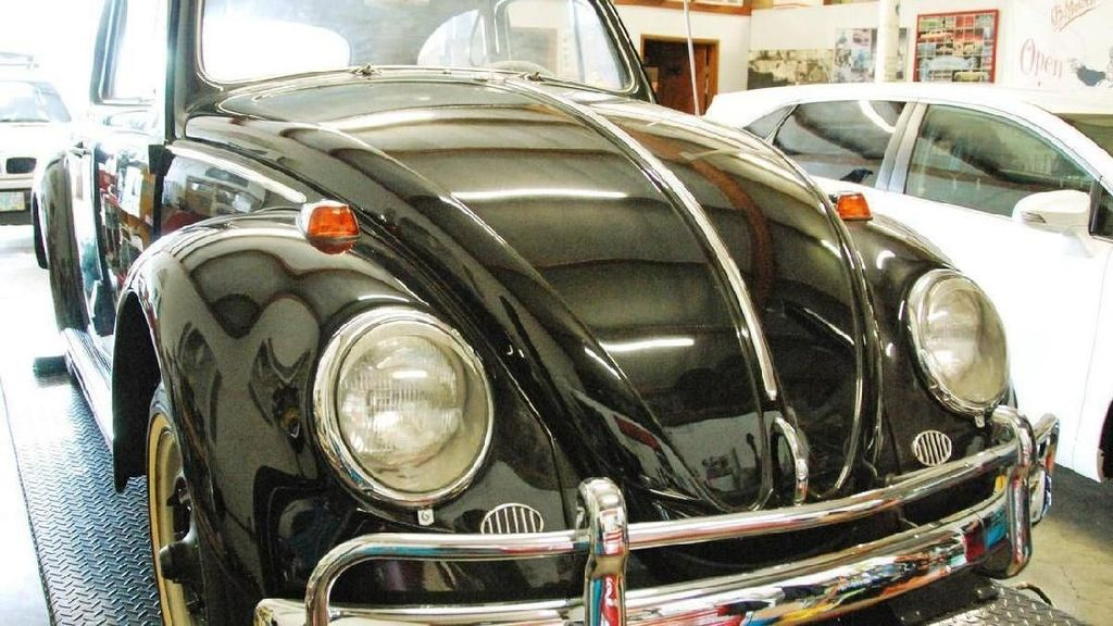 VW Kodok Ini Dihargai Rp 15 Miliar, Apa Spesialnya?