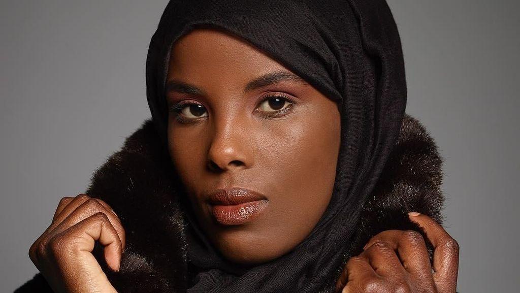 Foto: Dulu Pengungsi, Sekarang Hijabers Ini Dikagumi Gigi Hadid
