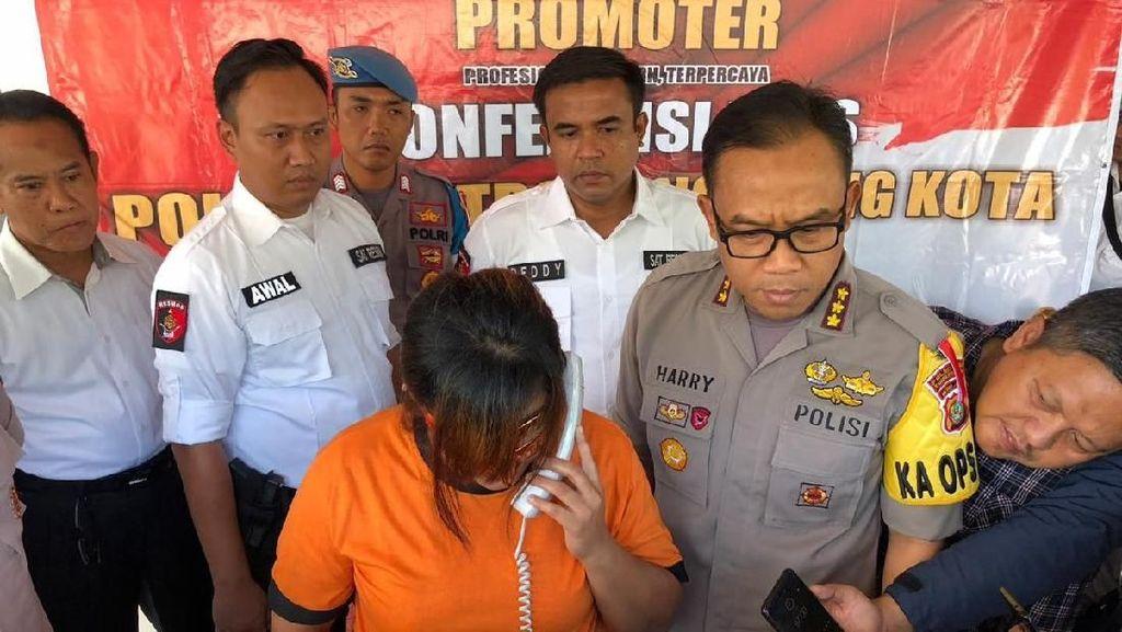 Pemilik Prostitusi Online Phone Sex di Tangerang WN Korsel