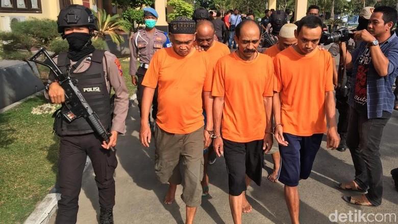 Pungli 702 Sertifikat Tanah, Kades dan Panitia PTSL di Mojokerto Dibui