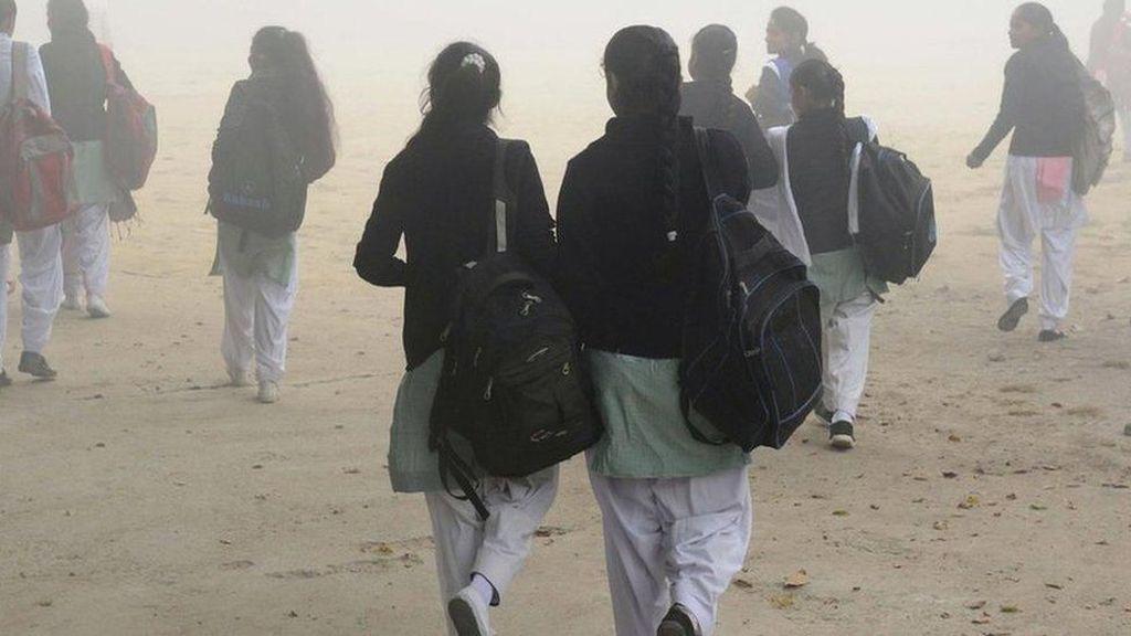 Melawan Pelecehan Seks, 34 Siswi India Dipukuli Pelaku dan Orangtua