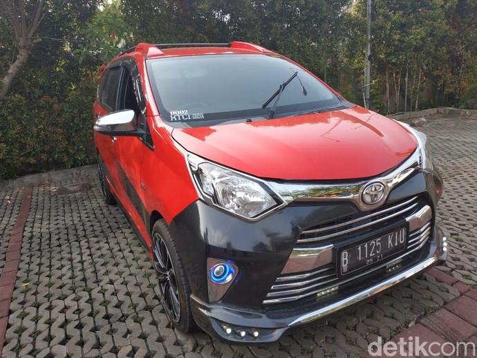 Toyota Calya Berasa Mobil Rp 300 Juta