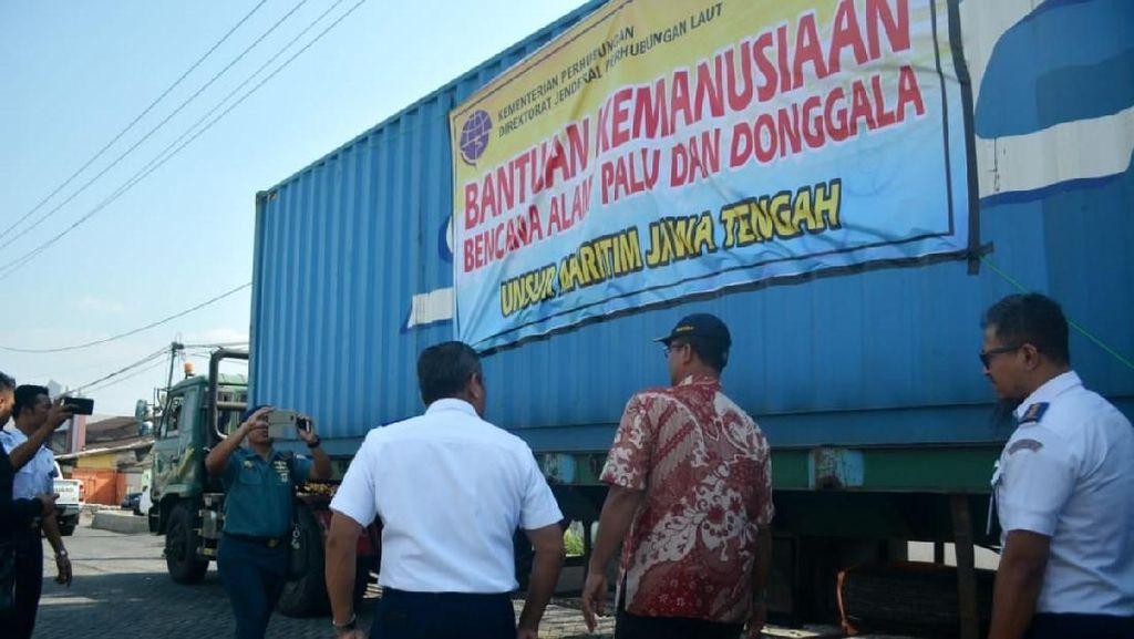 Selain ke Pantoloan, Bantuan Gempa Diarahkan ke Pelabuhan Donggala