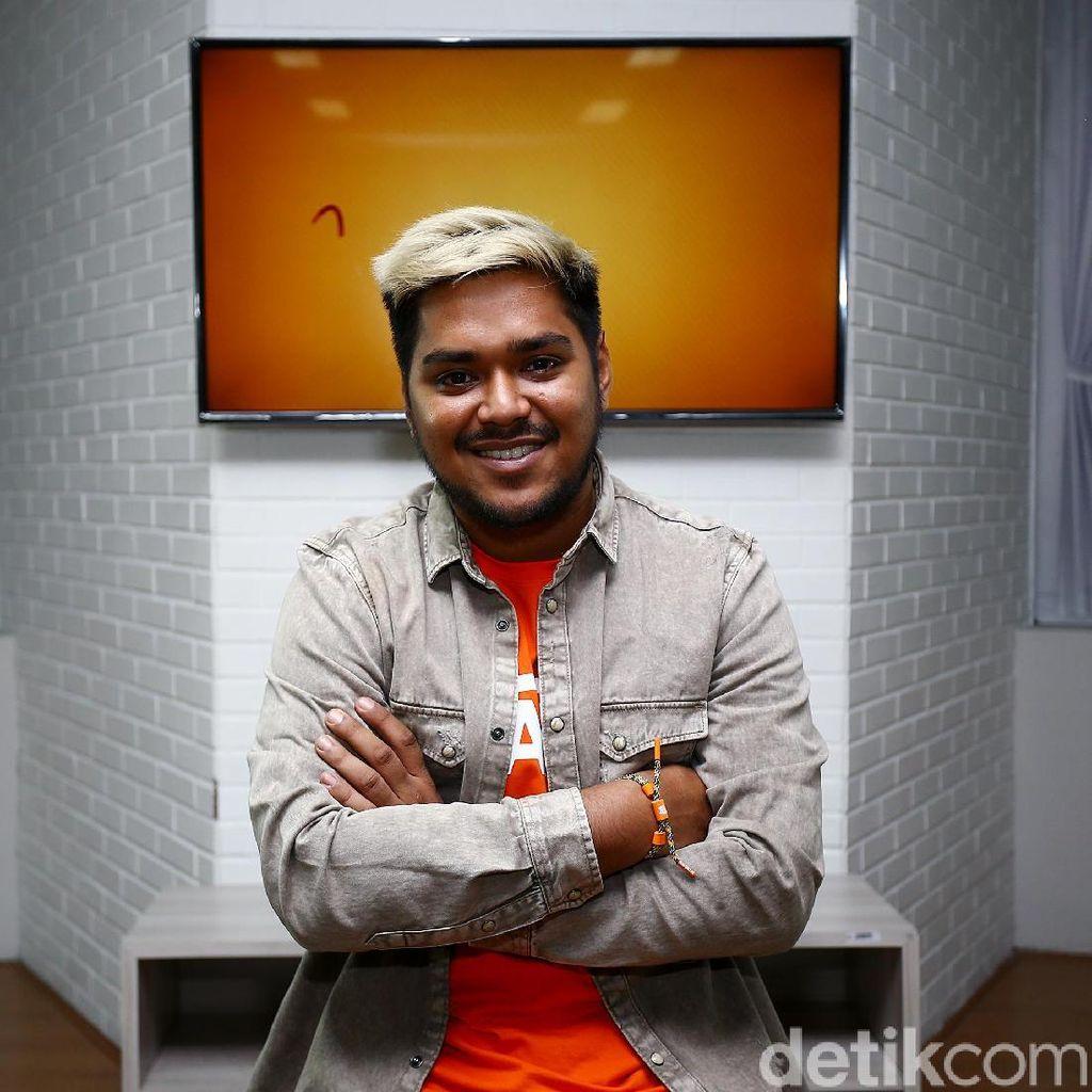 Ahmad Abdul Tampil Beda dengan Single Barunya Coming Home