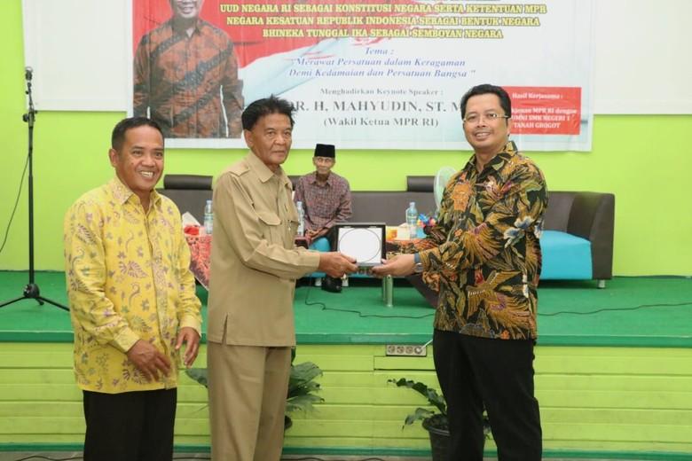 Wakil Ketua MPR: Pemahaman Sempit Timbulkan Aksi Terorisme
