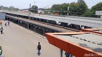 Rusun Nempel Stasiun Dikebut, Erick Thohir Sebut Demi Tekan Macet
