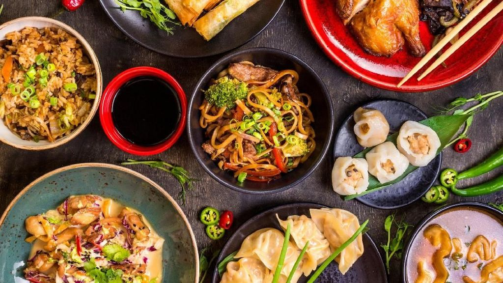 Hidangan China Populer