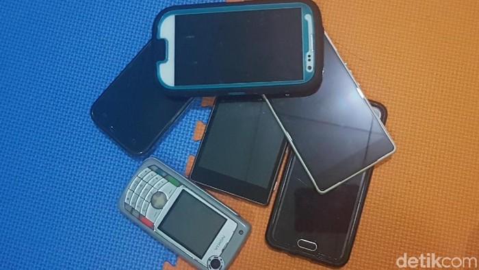 HP bekasmu bisa ditukar uang Rp 10 Juta lho (Foto: Kris F/detikINET)