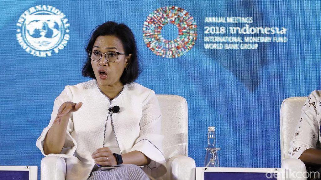 Sri Mulyani hingga Bos Bank Sentral se-ASEAN Fusion Pulihkan Ekonomi