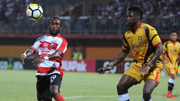 Kalahkan Borneo FC, Madura United Buka Kans Lolos ke 8 Besar