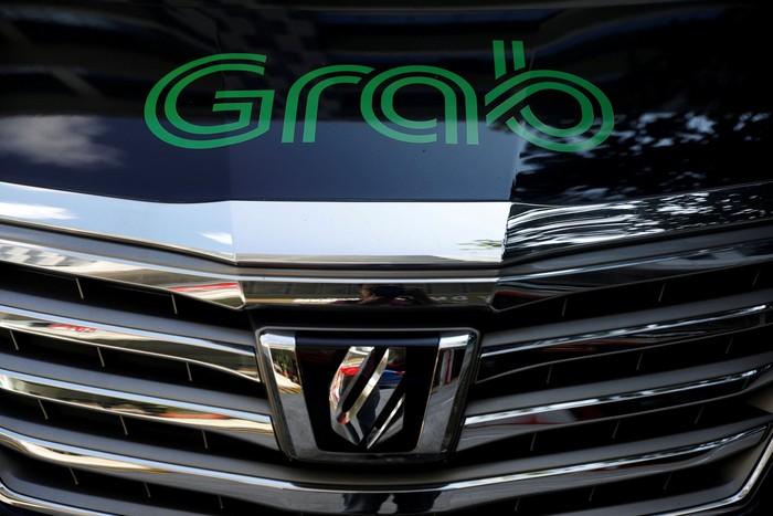 Ilustrasi Grab yang baru meluncurkan dua layanan baru di Indonesia (Foto: Reuters)