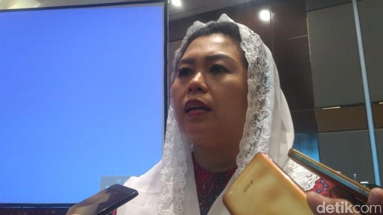 Yenny Wahid Nilai Indonesia Rentan Terbelah oleh Hoax