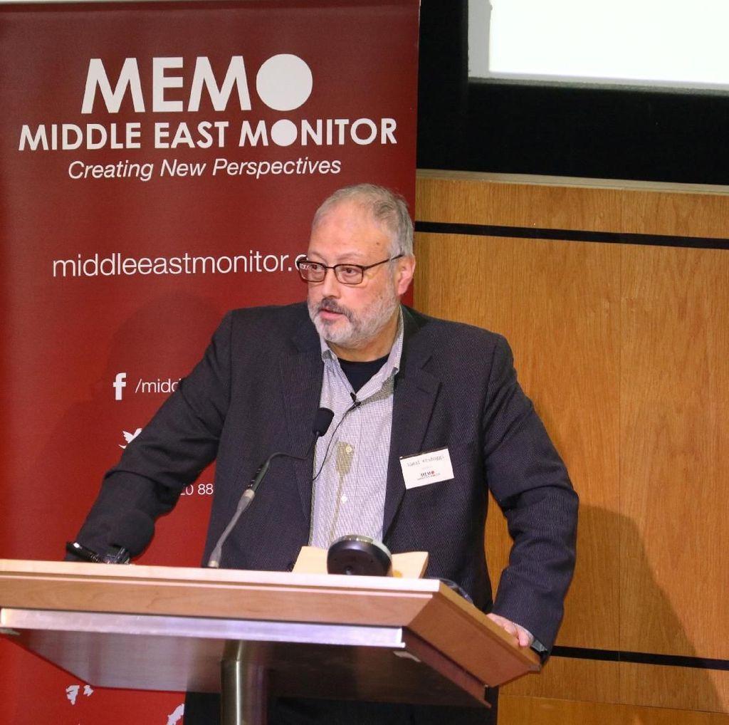 Jaksa Saudi Tuntut Vonis Mati untuk 5 Tersangka Pembunuhan Khashoggi
