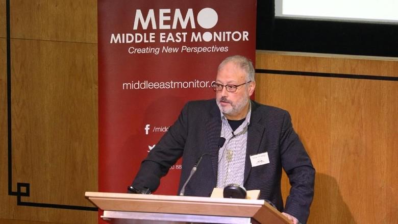 22 Senator AS Serukan Penyelidikan HAM Atas Hilangnya Wartawan Saudi