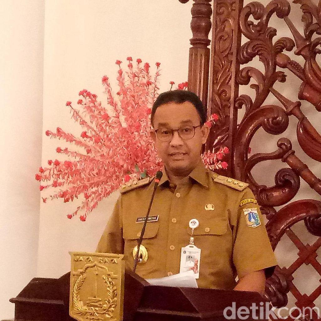 LBH Jakarta Sebut Masih Ada Penggusuran, Anies: Buktikan