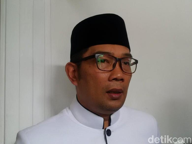 Ridwan Kamil Janji Perjuangkan 10 Program Bagi Santri di Jabar