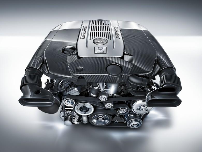 Mesin Mercedes-AMG Foto: Pool (autoevolution)