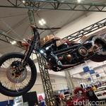 Harley Bernuansa Indonesia, Sudah Nongkrong di Luar Negeri
