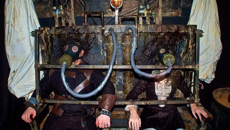 Foto: Rumah hantu McKamey Manor (mckameymanor.com)