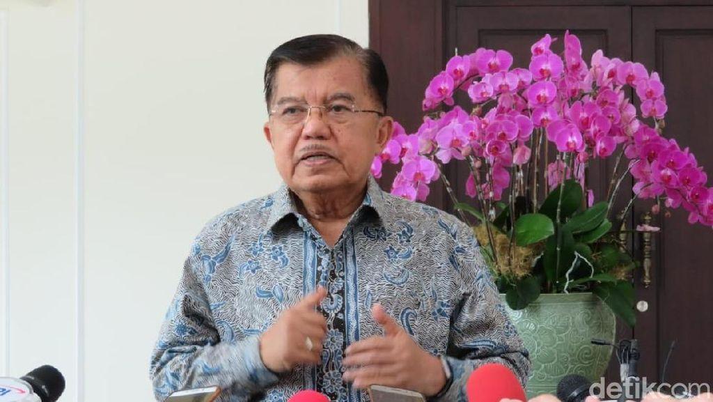 JK dan Sri Mulyani Suarakan Asuransi Bencana di IMF-WB Bali