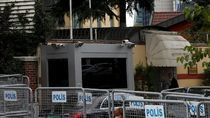 Wartawan Arab Saudi Hilang, Turki Selidiki 7 Tersangka Terekam CCTV