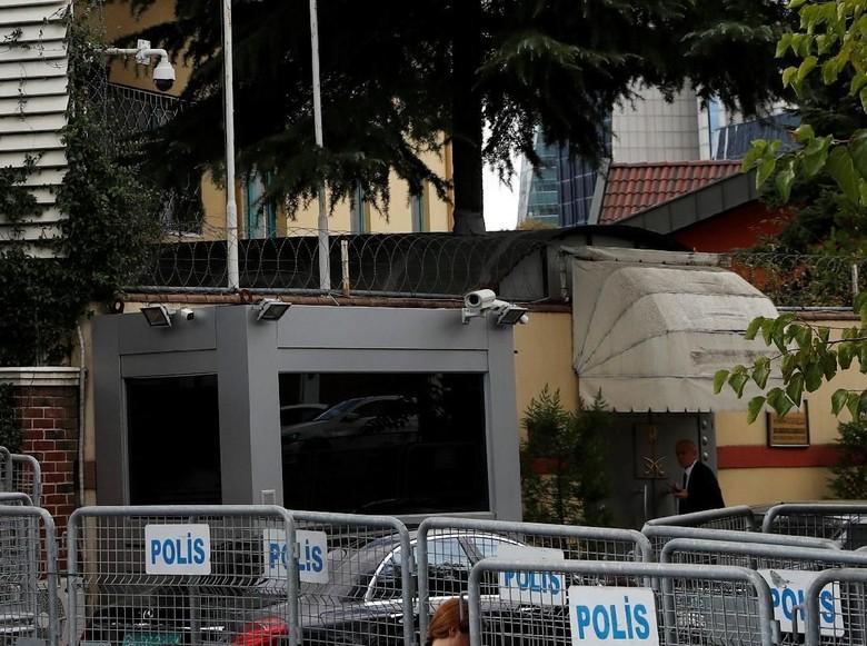 Selidiki Hilangnya Jurnalis, Turki Akan Geledah Konsulat Saudi
