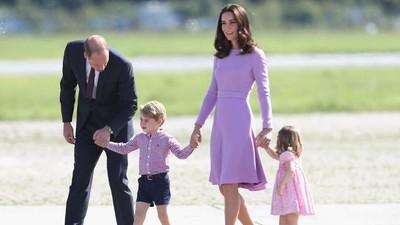 Mendidik Anak Ala Kate Middleton Ajarkan Bahasa Asing Sejak Dini