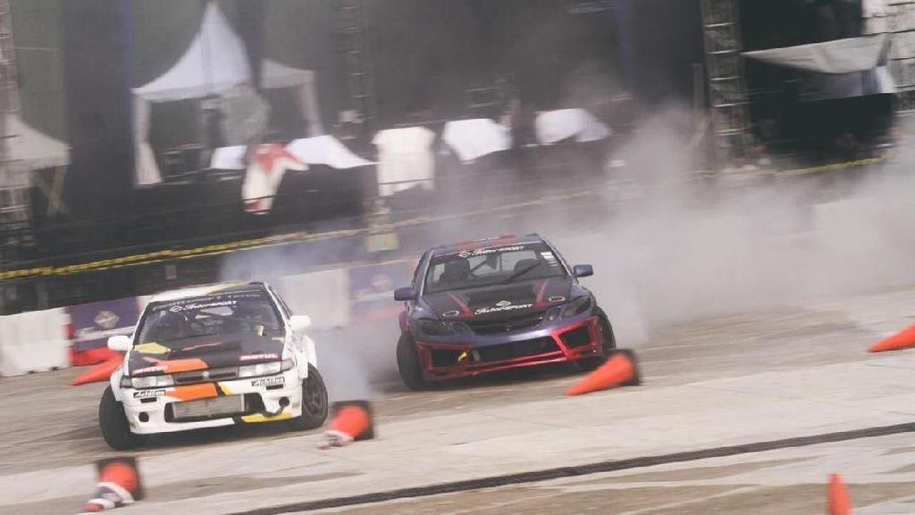 ABM Motorsport Berjaya di Seri Ketiga Kejurnas Drift