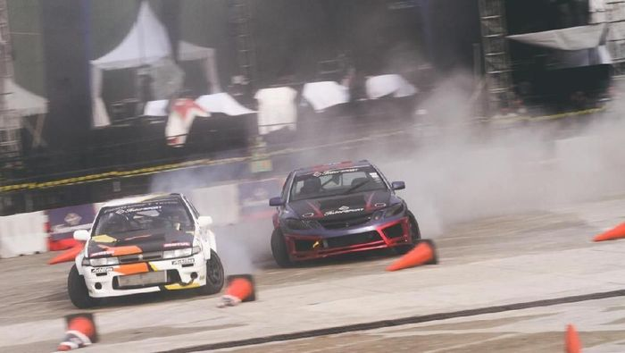 ABM Motorsport meraih dua trofi di seri ketiga kejurnas Battle Drift (dok.ABM Motorsport)